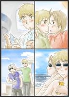 APH: Holidays pictures by Akane-Hoshiyo