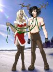 Christmas Fanservice 2006 by ErinPtah