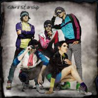 Cobra Starship by ZOMBIESareATTACKING