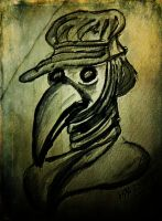 The Plague Doctor by mimulux
