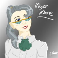 Mayor Mare by Sonozaki-Sharingon
