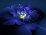 A blue one by Theli-at