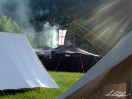 strong impression - campsite by Stratege