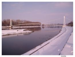 Osijek - winter by SeiMissTake