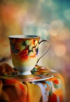 positive cup by Anti-Pati-ya