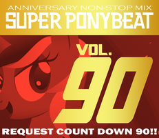 Super Ponybeat Vol. 090 Mock Cover by TheAuthorGl1m0