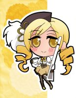 mm - mami tomoe by tarouchan