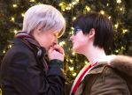 Yuri On Ice: There'll Be No More Darkness by LSPcosplay