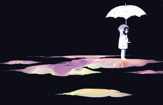puddles by TheQuietDummy