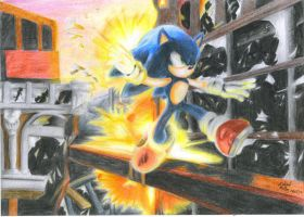 Sonic the Hedgehog: Next Gen by Sunburst-Super-Hero