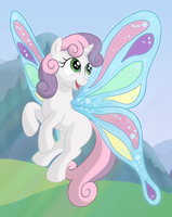 Sweetie Belle - preview by NebulaStar985