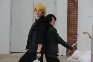 The Mortal Instruments: Brothers in Arms by SabinaRose5