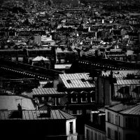 Paris from Monmartre by lostknightkg