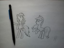 Let's draw our Equestria by MoonlightFL