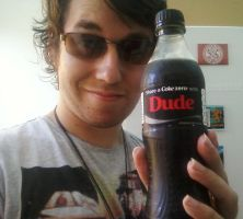 Hello, my name is 'Dude'. by DoctorWhoOne