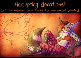 Accepting Donations! by Neotheta