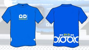 WipEout HD Assegai t-shirt by ollite20