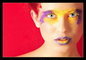Color Frantic by Gil-Levy