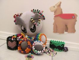 Too Much Kandi by RanebowStitches