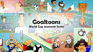 Goaltoons: World Cup moments by OmarMomani