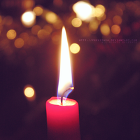Candle... by freezinka