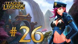 League of Legends Thumbnail 26 by Blackmasters