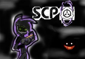 SCP0 by GLaDOSFoo