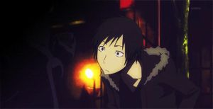 Izaya [GIF] by Madame--Black