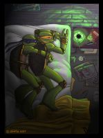 TMNT - The Common Thread by xSkyeCrystalx