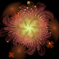 Do You have also a Cloverflower like this......... by littleriverqueen