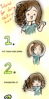 HOW TO DO YOUR SHITTY HAIR by DexterAnodyne