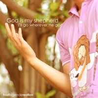 God is my Shepherd by froztlegend