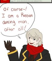 Question 37: Can Mother Russia Dance~? by Ask-Soviet-Russia