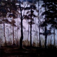 the forest by NANCOULINI