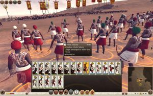 Libyan Amazons for Total War: Rome 2 by DaBrandonSphere