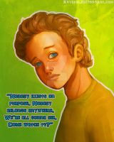 Morty by InuGurl107