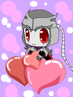 Hearts for you~! by LadyShockwave