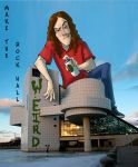 Make the Rock Hall Weird by Crispy-Gypsy