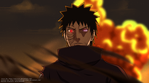 Uchiha Obito by carl1tos
