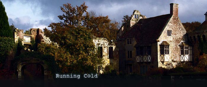 Running Cold Header by Paddingsoul