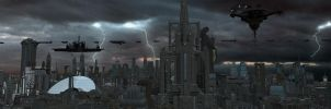 The Coming Storm by MartyrDoG
