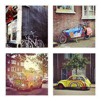 Vehicles in The Hague part 1 by marjol3in1977