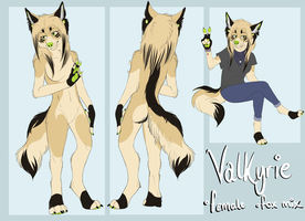 Valkyrie's Reference by AtomicMilkshake