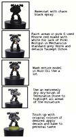 Speed Painting tutorial: Emperor's Children by Insuppressible