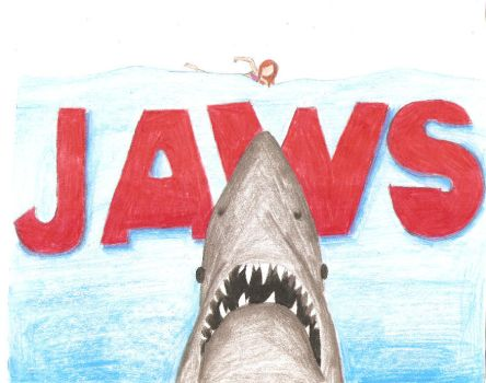 Jaws by Alliekat107