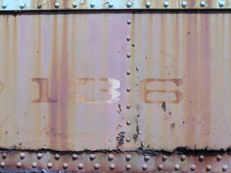 Train Metal and paint by avicados