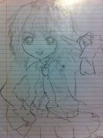 Old drawing 17 by ayaj05