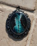Deathly Hallows Pendant by kittykat01