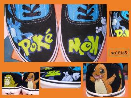 PokeShoes by wolfie6