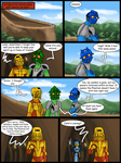 Hunters and Hunted, CH2 PG 15 by Saronicle